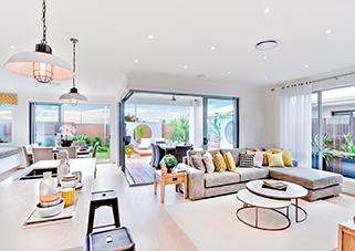 Reforma de casa con espacio abierto - Trabajos GSC