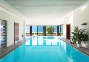 Piscina interior Marbella - Trabajos GSC