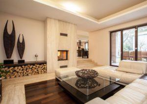 Reforma de salon en vivienda en Málaga - Trabajos GSC