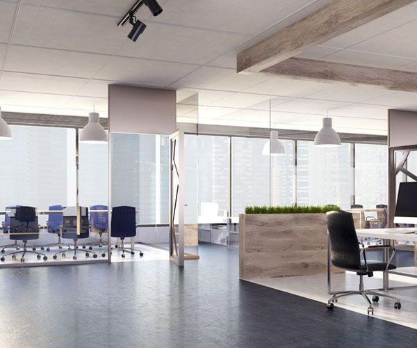 Reformas de oficinas y negocios málaga - GSC