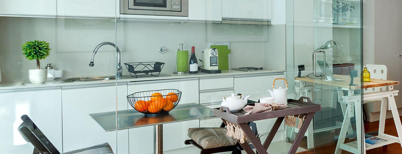 Reformar la cocina para ganar espacio