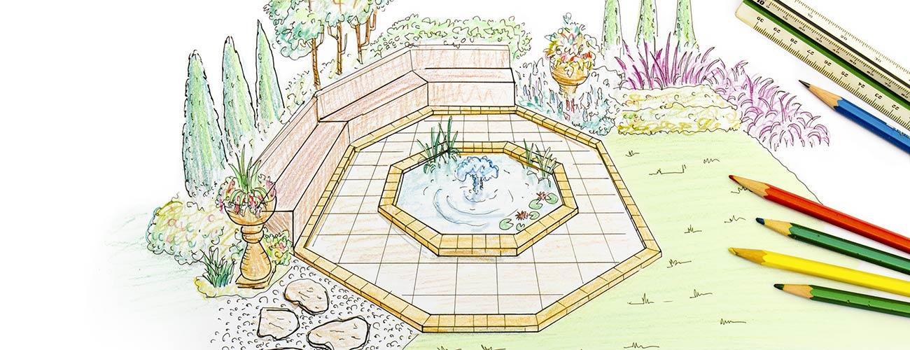 diseño de jardines Marbella