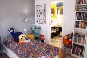 habitacion niños reformada