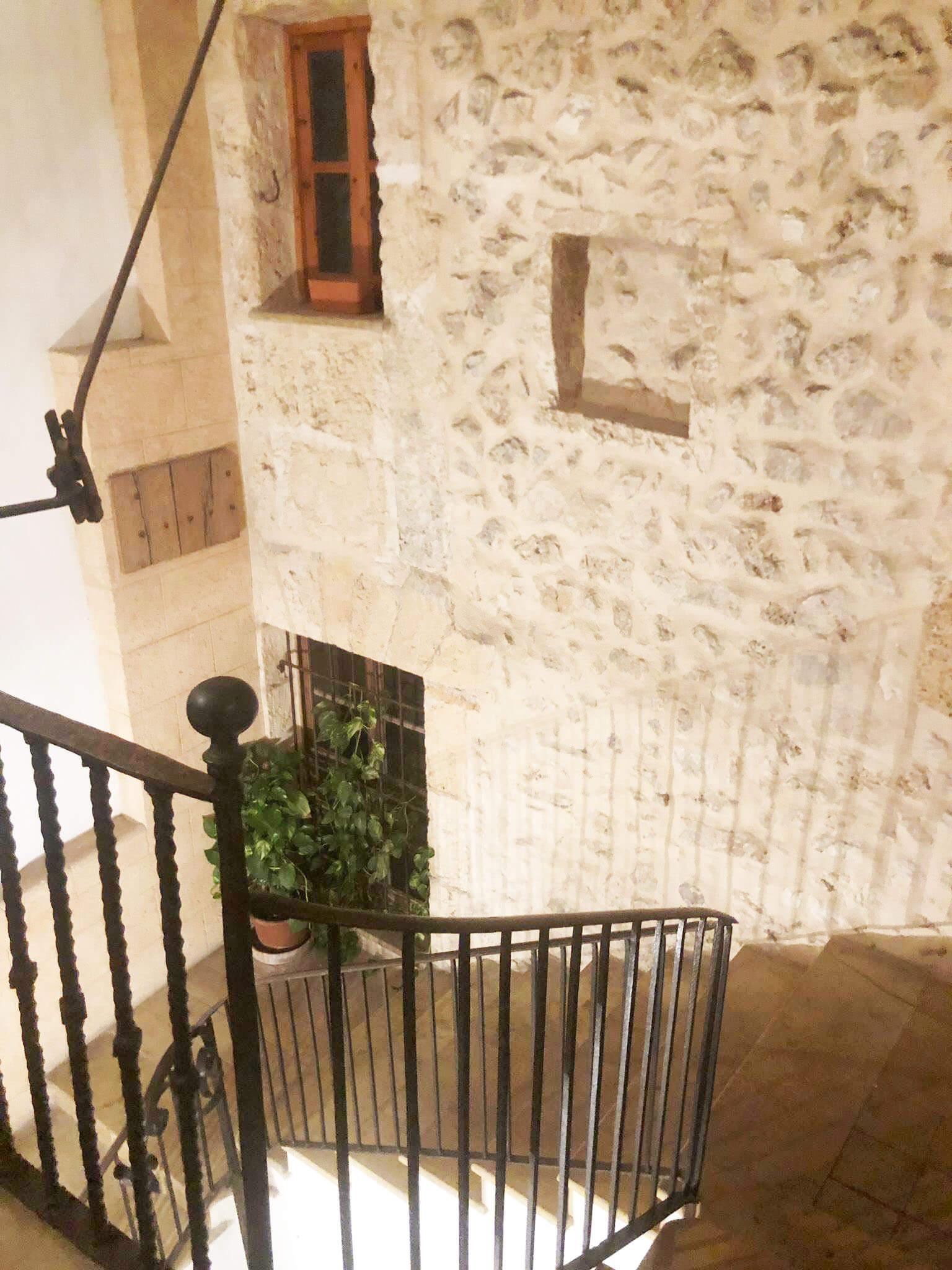 reformar casa antigua piedra mallorca