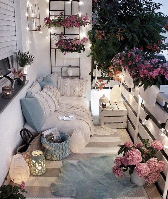 balcon con encanto