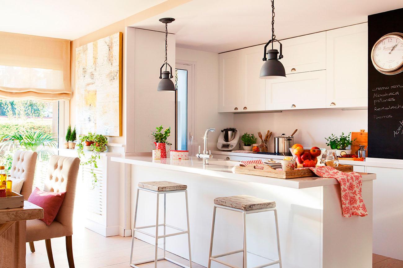 ideas para reformar tu cocina