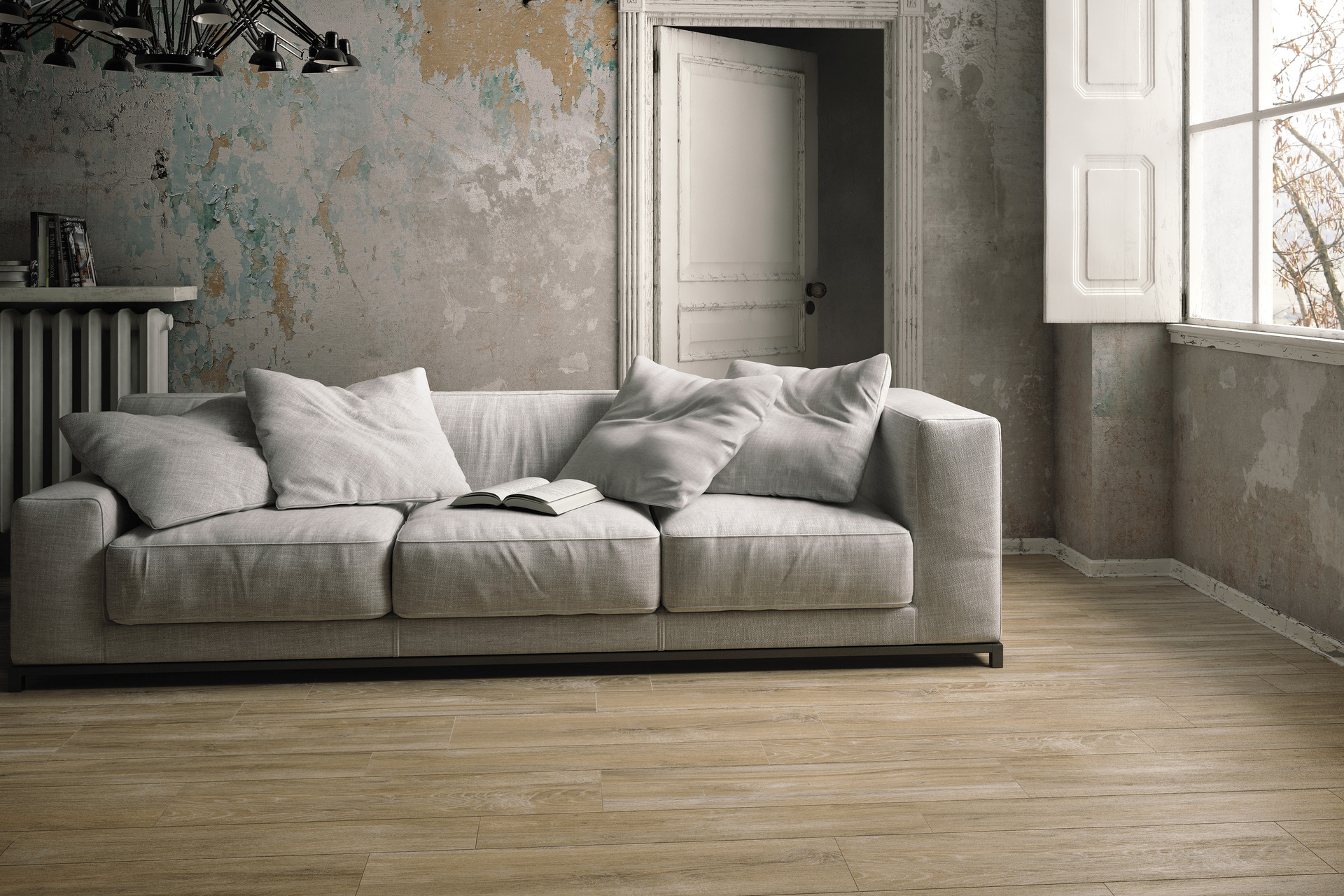 porcelanico madera