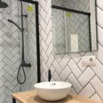 hacer baño nuevo