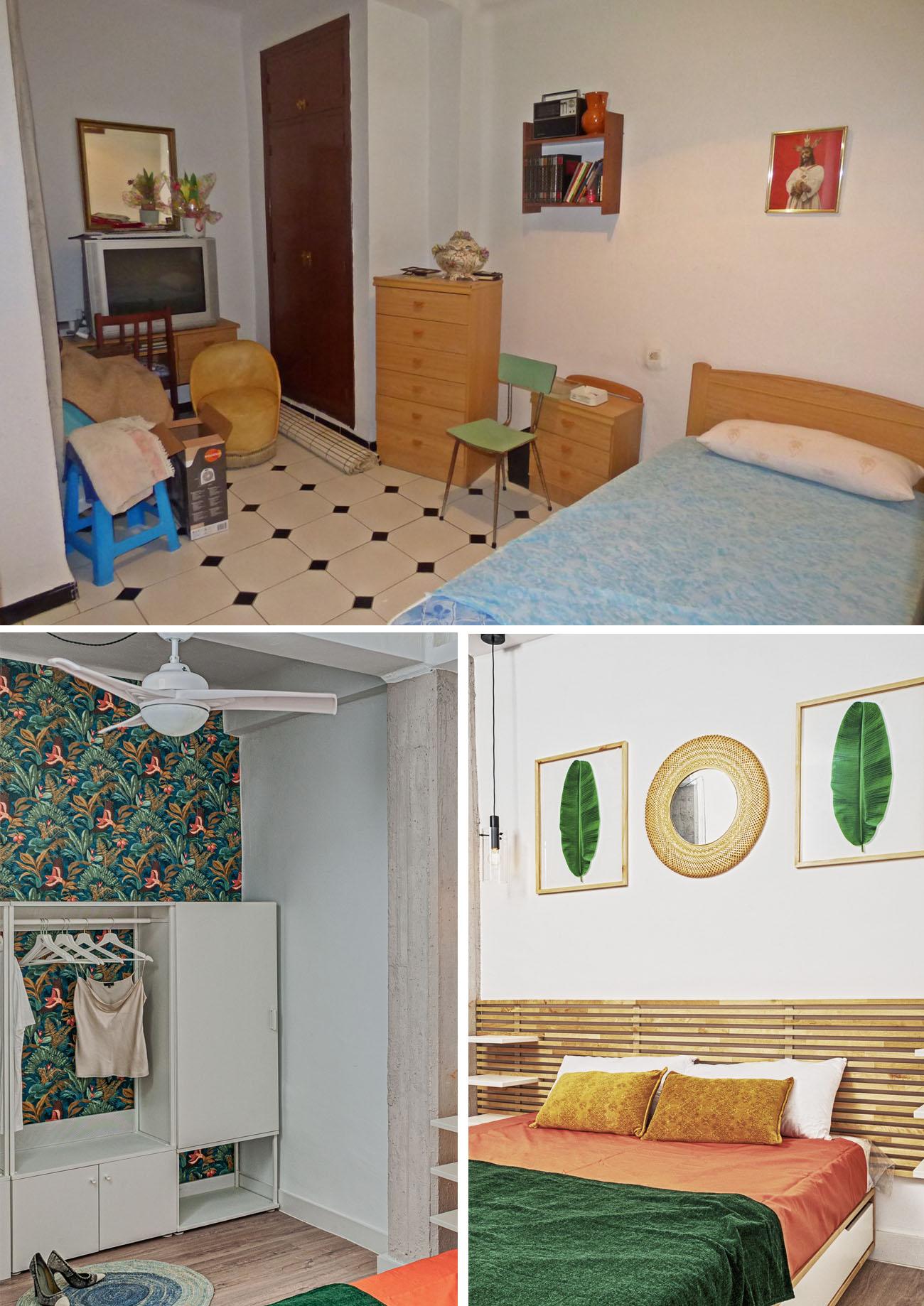 Reforma dormitorio principal