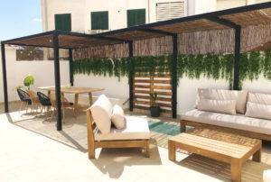 reforma terraza magnanim