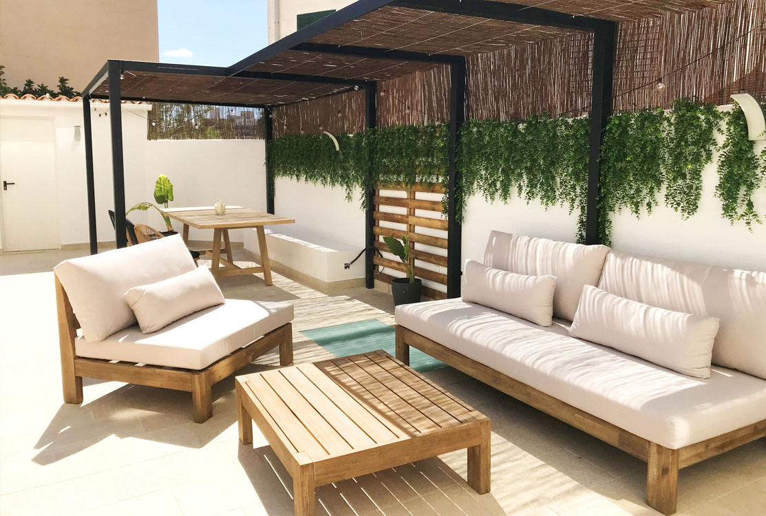 reformas Mallorca terrazas